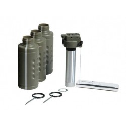 Pack Grenade paintball TB05 (3 coques +3 sparclettes + tete)