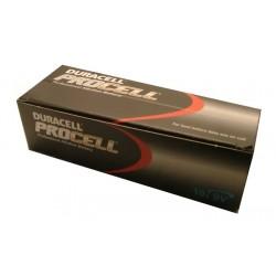 Lot de 10 Piles Duracell 9V