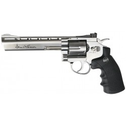 Dan Wesson 6 Chromé