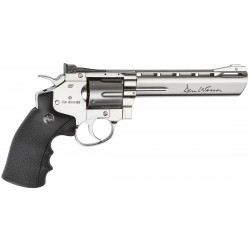 "Dan Wesson 6"" Chromé"