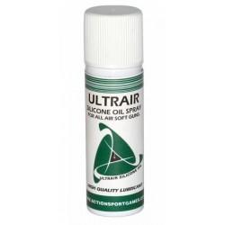 airsoft Spray Huile Silicone 60ml Ultrair 14265