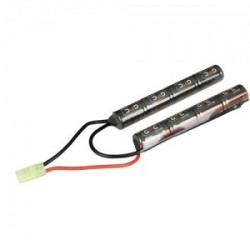 Batterie airsoft GFC NIMH 9.6V 1600 mah