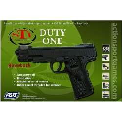 STI® Duty One ASG