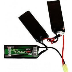 SWISS ARMS LiFe 9,9V 1.450mAh 20C triple