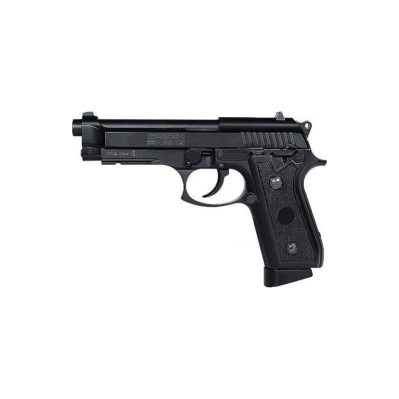 SWISS ARMS PT92 Co2 BAX 4,5mm 15BB's