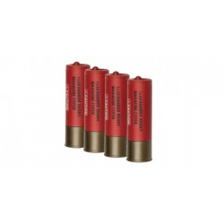 Cartoucges for Shotguns, 4 pc. 30 rd ASG 18555