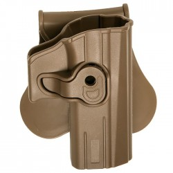 Holster, CZ P-07 and CZ P-09, Polymer, FDE