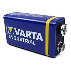 Pile Varta industrial 6LR61