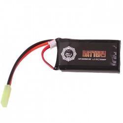 Batterie Li-po 7.4V 1500MAH 20C Duel Code
