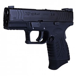 ULTRA COMPACT 3.8 BLACK PISTOLET GBB WE-X002-B