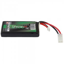 Swiss Arms Batterie LiFe 9,9v Simple 2100mah
