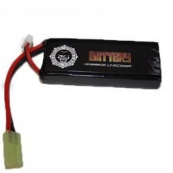 Batterie Li-po 7.4V 1600MAH 20C Duel Code