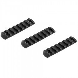 M-Lok Rail, Long, 3 pcs/set
