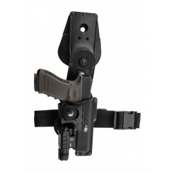 FOBUS DROP LEG EXTENSION FOR ROTO HOLSTER