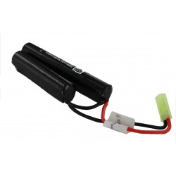 1200mah 8.4V nimh battery nunchuck type with small tamiya
