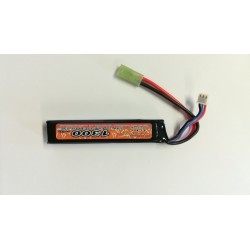 Batterie Li-PO 7.4V 1300mAh