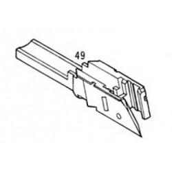 Chassis for KSC / KWA Glock 17 / G18C