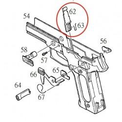 Magazine Obtainning Stopper pour KJW KP-01 P226