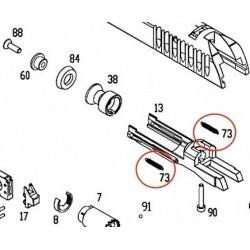 Nozzle Spring for KSC / KWA TT-33