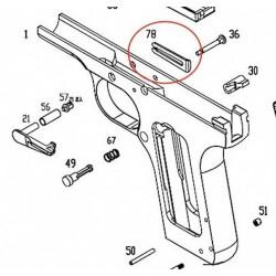 Slide Stop Retainer Clip for KSC / KWA TT-33