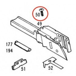 Chassis Screw for KSC / KWA Glock