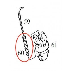 Hammer Spring for KJW KP-01 P226