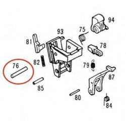 Pin n° 76 for KSC / KWA Glock