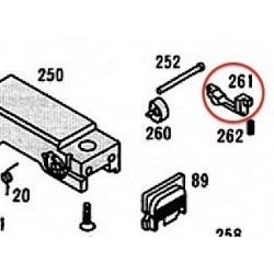 Selector Elevator Bar for KSC / KWA Glock 18C