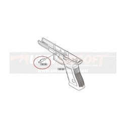 Slide Lock Up Block for Marui Glock 18C