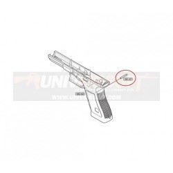 Rear Pin for Marui Glock 18C