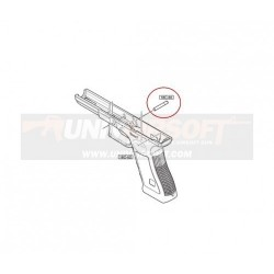 Central Pin for Marui Glock 18C