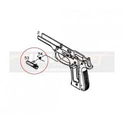 Slide Stop Lever for KJW / ASG M9