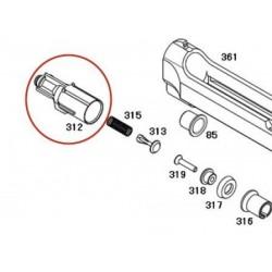 Nozzle for KSC / KWA M9