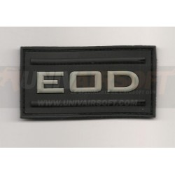 EOD Velcro Patch Black