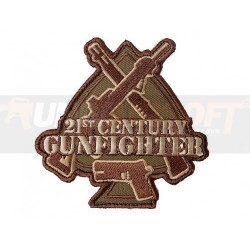 Multicam 21st Century Gunfighter Patch