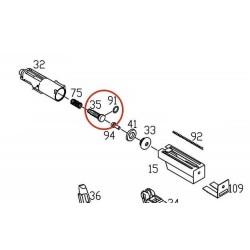 Cylinder Valve for KJW / ASG CZ75 P09