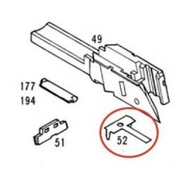 Copper Plate for KSC / KWA Glock