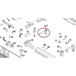 Trigger Bar Pin for KSC / ASG MP9