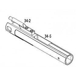 Bolt Carrier for KSC / KWA LM4 GBBR