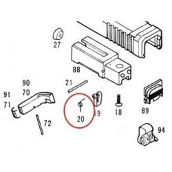 Hammer Reset Block Spring for KSC / KWA Glock