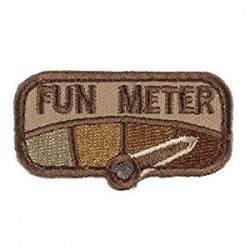 Patch Fun Meter Desert