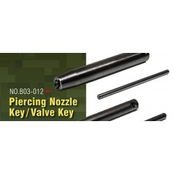 Piercing Nozzle Key / Valve Key for M700