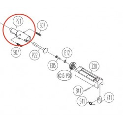 Nozzle for KWC KCB-12AHN / Sigma SW40