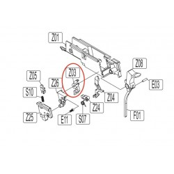 Sear for KWC KCB-76 / M1911