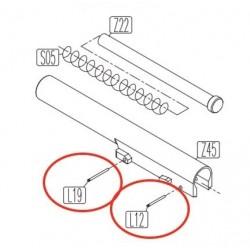 Outer Barrel Pins for KWC KCB-15 / PT92 / PT99