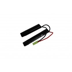 1200MAH 8.4 NIMH BATTERY NUNCHUCK TYPE WITH SMALL TAMIYA