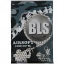 BLS High Precision Made – BIO 0,45g 1000bb Pellets – WHITE