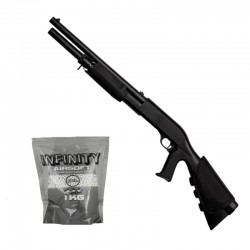 Pack SAS fusil à pompe