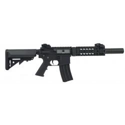 Colt M4 Silent ops Black full métal 1,2 J /C4