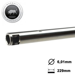 MAD BULL 6.01mm ULTIMATE TIGHTBORE BARREL 7075 TRUE AIRCRAFT ALLOY